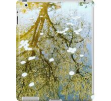 Flower Reflection iPad Case/Skin