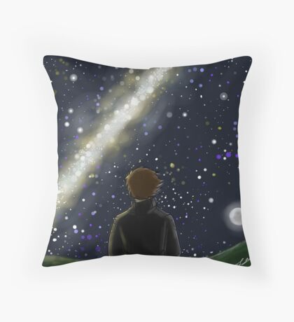All Of The Stars Throw Pillow