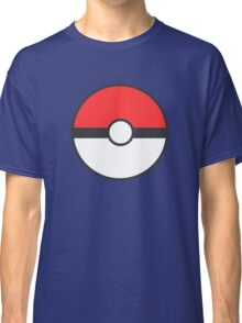 Pokemon Red Pokeball Classic T-Shirt
