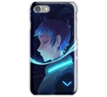 The Blue Paladin iPhone Case/Skin