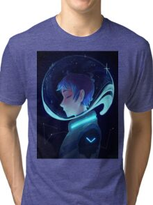 The Blue Paladin Tri-blend T-Shirt