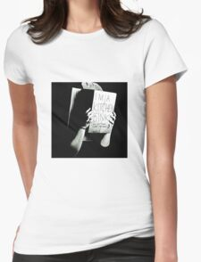 Kitchen Sink Womens Fitted T-Shirt