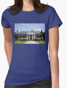 THE Houses of Ruins Womens Fitted T-Shirt