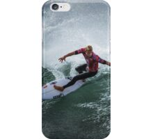 Mick Fanning ~ Bells Beach iPhone Case/Skin