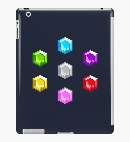 Sonic 2 Emeralds iPad Case/Skin