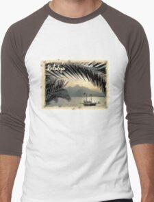 Antalya, Turkey Men's Baseball ¾ T-Shirt