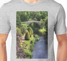 Bridge over the Doon Unisex T-Shirt