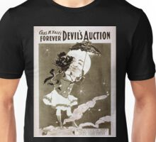 Performing Arts Posters Chas H Yales forever Devils auction 1066 Unisex T-Shirt