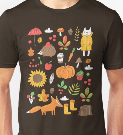 Autumn Unisex T-Shirt