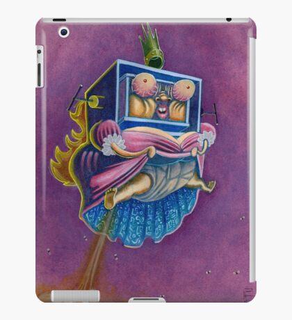 Princess Toadstool - Super Mario bros 2 Nintendo iPad Case/Skin