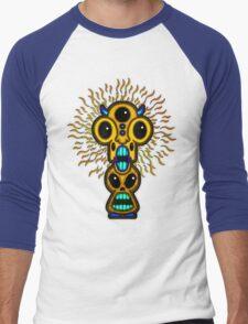 Golden God Men's Baseball ¾ T-Shirt