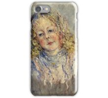 Claude Monet - Andre Lauvray iPhone Case/Skin