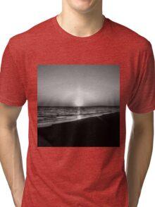 BEACH DAYS VII Tri-blend T-Shirt