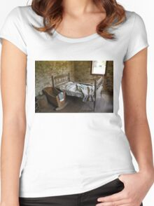 Old Cabin Women's Fitted Scoop T-Shirt