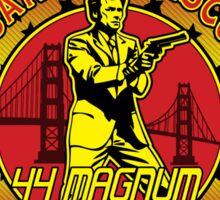 San Francisco Clint Eastwood Sticker