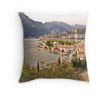 Torbole / Trentino / Italy (north) ~3~ Throw Pillow