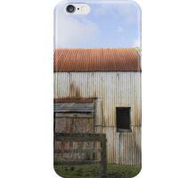 tin shed iPhone Case/Skin