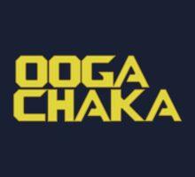 OOGA CHAKA, OOGA CHAKA,  by albertot