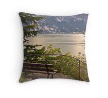 Torbole / Trentino / Italy (north) ~4~ Throw Pillow