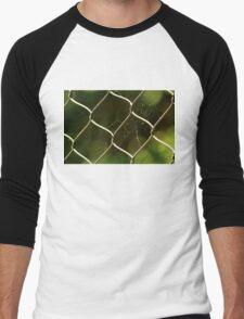 Spiderweb Men's Baseball ¾ T-Shirt