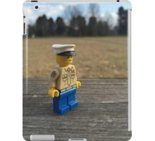 Brickography - USMC  iPad Case/Skin