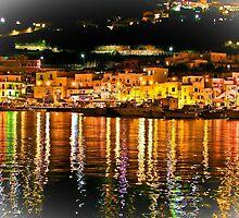 Capri by night ~ 01 by Rachel Veser