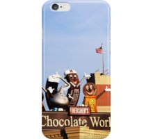 Chocolate World iPhone Case/Skin