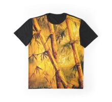 Heat And Old Bamboo... Graphic T-Shirt