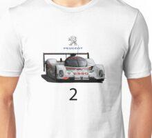 Peugeot 905 #2 Unisex T-Shirt