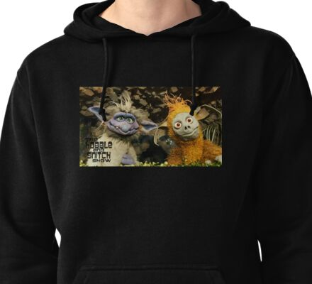 Hobble Snitch Pullover Hoodie