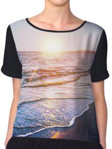 BEACH DAYS IX Chiffon Top