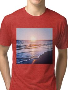 BEACH DAYS IX Tri-blend T-Shirt