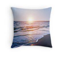 BEACH DAYS IX Throw Pillow