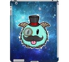 space sir poro iPad Case/Skin