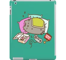 gamer zzz iPad Case/Skin