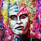 Billy Idol by amoxes