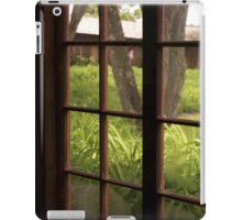 Window View iPad Case/Skin