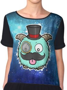 space sir poro Chiffon Top