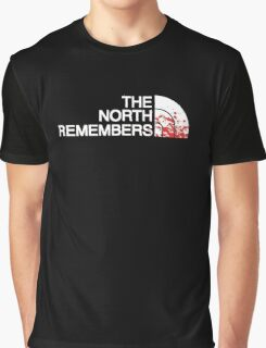 The North Remembers Tees Graphic T-Shirt