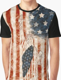 Liberty Graphic T-Shirt