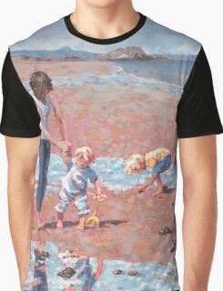 A Helping Hand Graphic T-Shirt