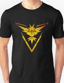Yellow Team Unisex T-Shirt