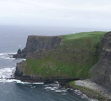 Cliffs of Moher by Angela Nordheim