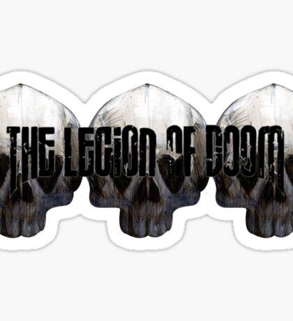 Legion of Doom Sticker