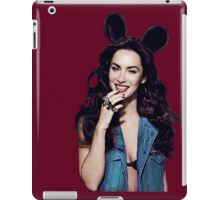 Megan Mouse ;) iPad Case/Skin