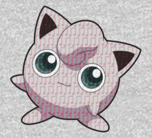 Jigglypuff / Music Kids Clothes
