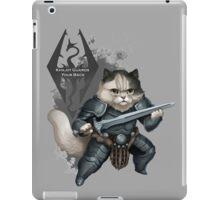 Khajiit Got Your Back iPad Case/Skin