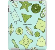 More Diatoms iPad Case/Skin