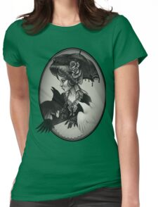 Parasol  Womens Fitted T-Shirt