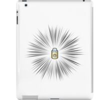 Repel Max Saved My Day iPad Case/Skin